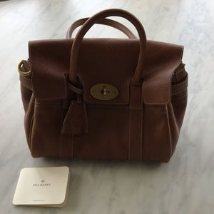 Mulberry Bayswater mini buckle bag